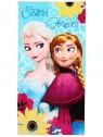 Dětská bavlněná osuška Ledové království (Frozen) motiv Sisters Forever