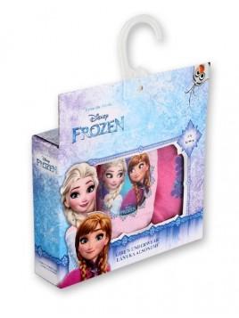 Dívčí kalhotky Frozen 3ks