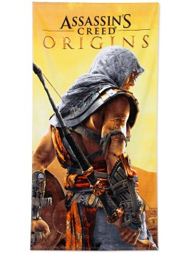 Dětská bavlněná premium osuška Assassins Creed