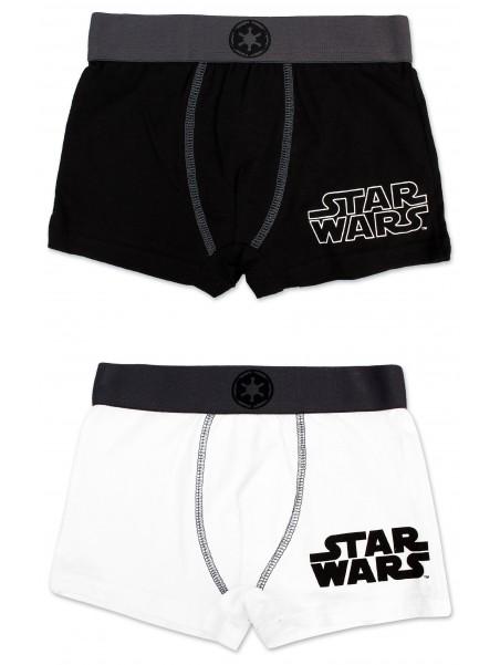 Chlapecké boxerky Star Wars - bal. 2 ks