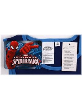 Chlapčenské tielko Spiderman - sivé