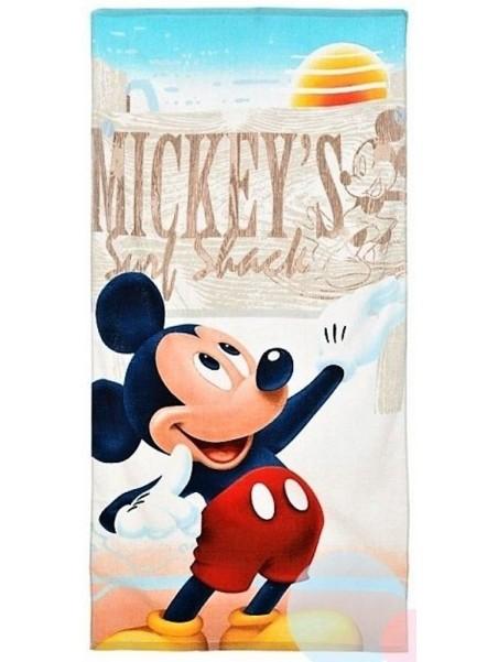 Dětská bavlněná osuška Mickey Mouse (Disney) - surf Shack