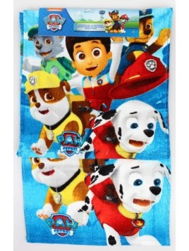 Set bavlněných ručníků na obličej a na ruce Tlapková patrola (Paw Patrol)