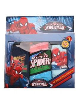 Chlapecké slipy Spider-Man 3ks