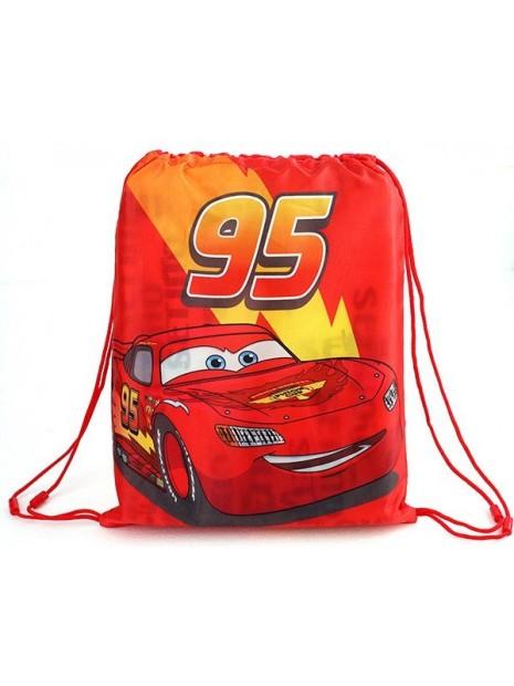 Vrecko na prezúvky Autá McQueen (Cars)