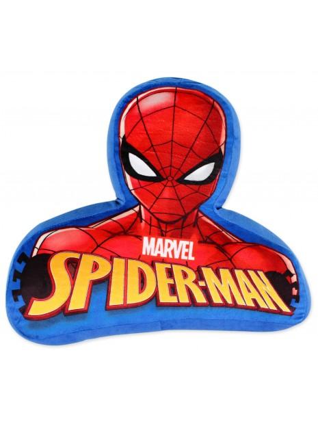 Tvarovaný vankúšik Spiderman