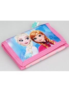 Dětská textilní peněženka Frozen - Ledové království