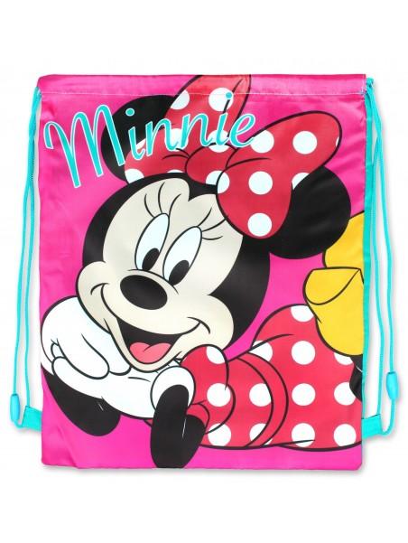 Vrecko na prezúvky Minnie Mouse (Disney) - ružový