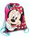 Sáček na přezůvky Minnie Mouse (Disney) - růžový