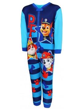 Chlapecké pyžamo overal Tlapková patrola (Paw Patrol) - sv. modrá