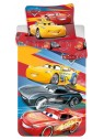 Dětské bavlněné povlečení Auta Cars - Pixar