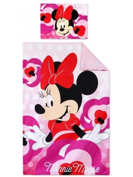 Bavlnené obliečky do detskej postieľky Minnie mouse ❤ (Disney)