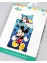 Bavlněné povlečení do dětské postýlky Mickey Mouse (Disney)