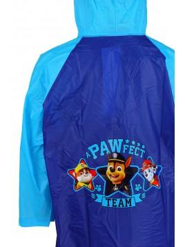 Chlapecká pláštěnka Tlapková patrola (Paw Patrol) - tyrkysová