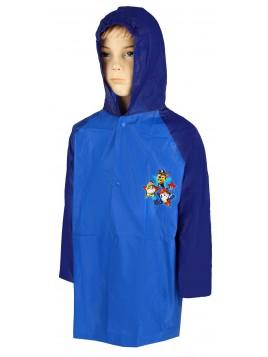Chlapčenská pláštenka Tlapková patrola (Paw Patrol) - modrá