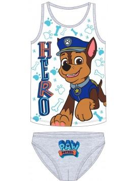 Chlapecké spodní prádlo Tlapková patrola (Paw Patrol) - šedé
