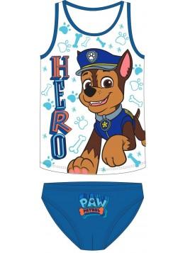 Chlapčenské spodné prádlo Tlapková patrola (Paw Patrol) - modré