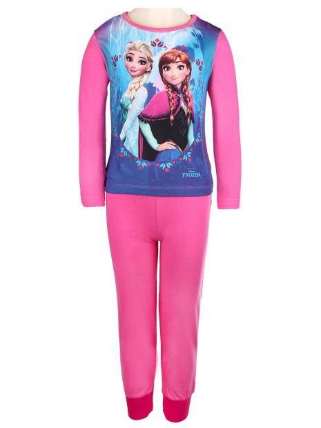 Dívčí pyžamo Ledové království (Frozen) Disney - sv. růžové