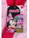 Dívčí bavlněný župan Minnie Mouse (Disney) - sv. růžový