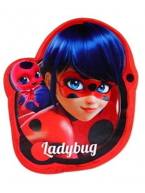 Tvarovaný polštářek Kouzelná Beruška - Ladybug