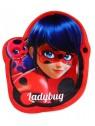 Tvarovaný vankúšik Kúzelná lienka - Ladybug