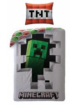 Bavlněné ložní povlečení Minecraft