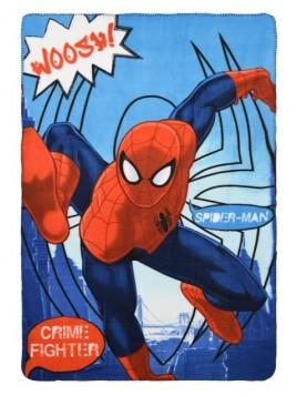 Fleecová detská deka Spiderman MARVEL