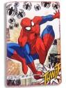 Fleecová detská deka Spiderman MARVEL - pavúk