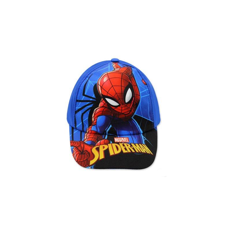 7c845a7ed ... Chlapčenská šiltovka Spiderman - modrá navy