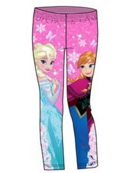 Dívčí legíny Ledové království  (Frozen) - růžové