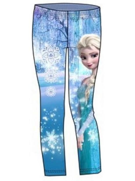 Dívčí legíny Ledové království  (Frozen) - modré
