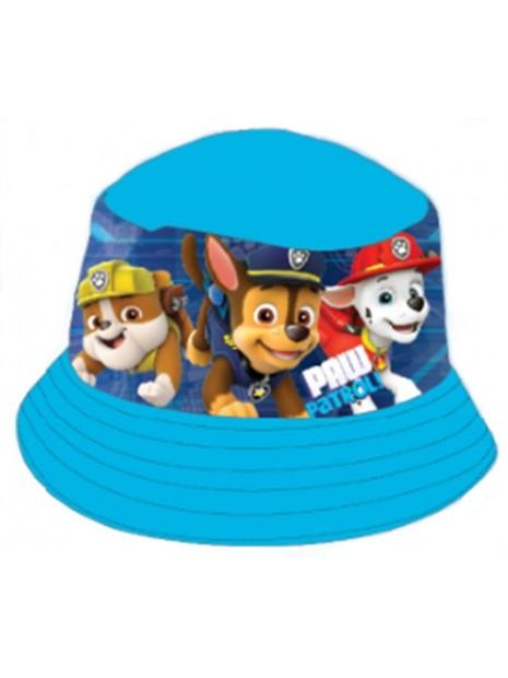 Chlapecký klobouček Tlapková patrola (Paw Patrol) - sv. modrý