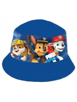 Chlapčenský klobúčik Tlapková patrola (Paw Patrol) - sv. modrý