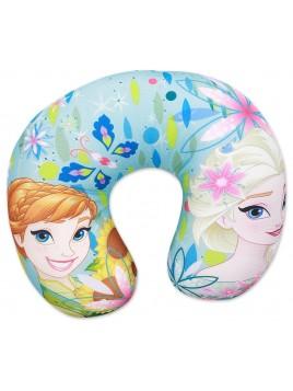 Detský cestovný vankúš Ľadové kráľovstvo - Frozen (Sisters Forever)