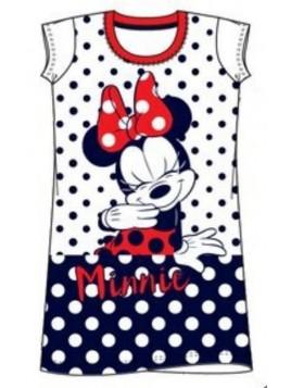 Dívčí noční košile - pyžamo - Minnie Mouse (Disney)