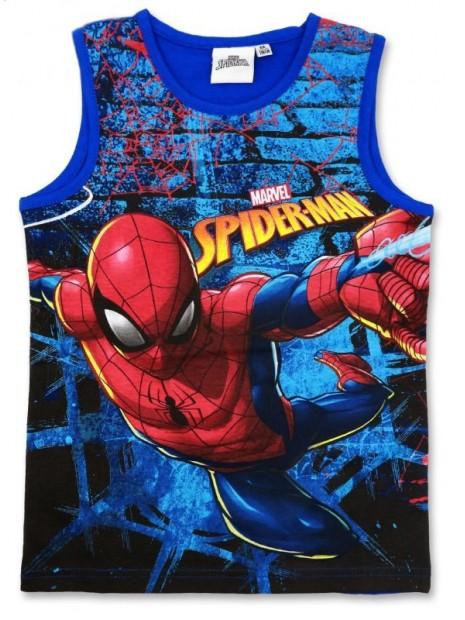 Chlapecké tričko (nátělník) Spiderman MARVEL - modré