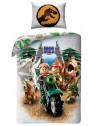 Bavlněné ložní povlečení LEGO - Jurský park