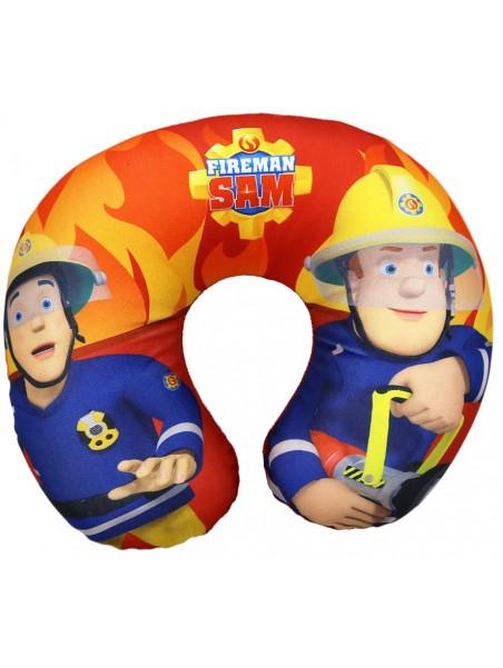 Chlapčenský cestovný vankúšik Požiarnik Sam
