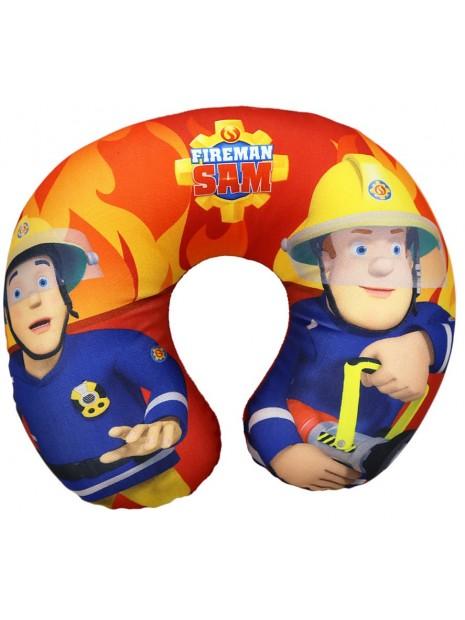 Chlapecký cestovní polštářek Požárník Sam