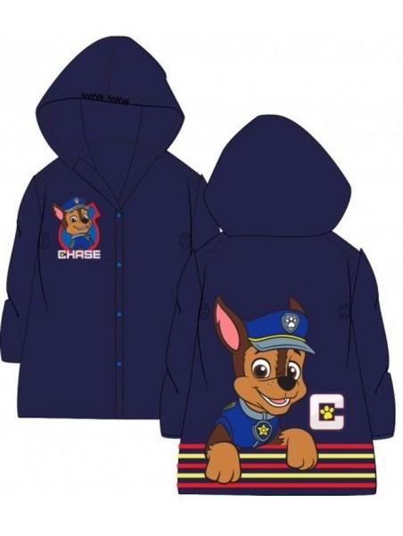 Chlapecká pláštěnka Tlapková patrola (Paw Patrol) - tm. modrá