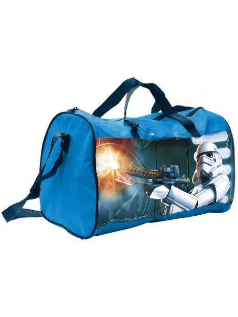 Sportovní taška Star Wars - modrá