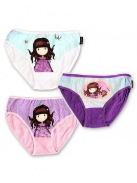 Dívčí kalhotky Gorjuss 3ks