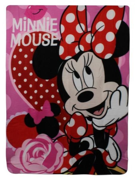 Dětská fleecová deka Minnie Mouse - Disney