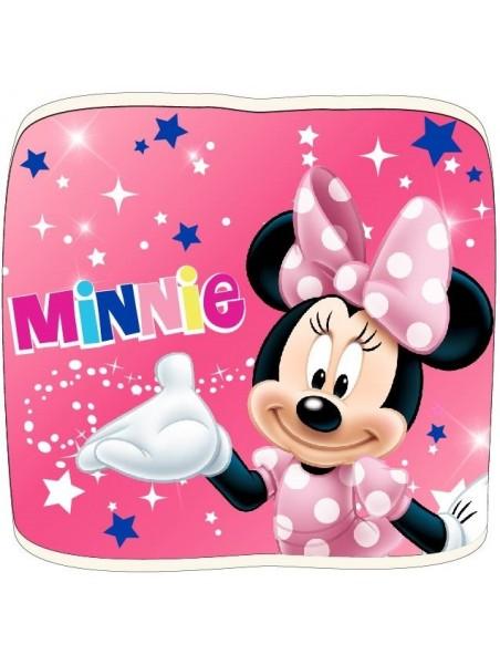 Detský nákrčník Minnie Mouse - s chlpom