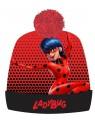 Dievčenská čiapka Čarovná lienka Ladybug