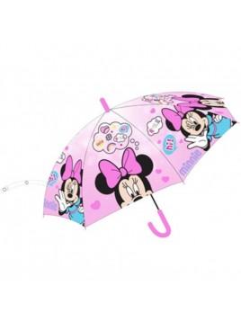 Deštník Minnie Mouse (Disney) - růžový