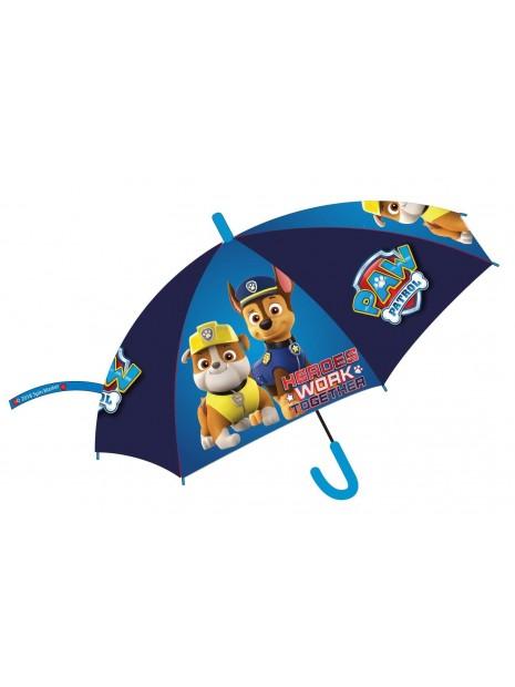 Deštník Tlapková patrola (Paw Patrol) - modrý