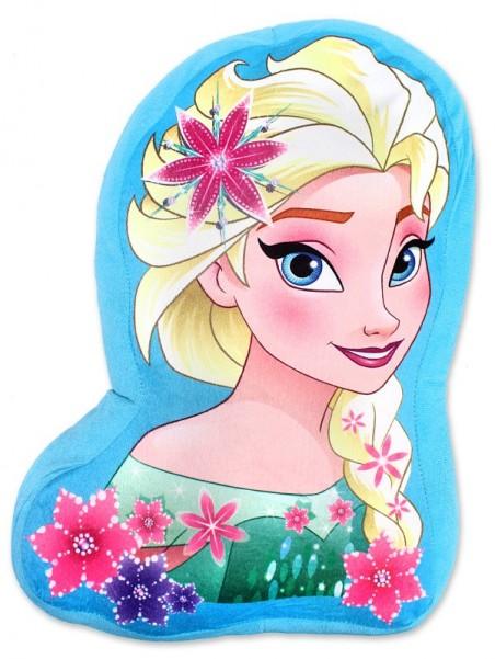 Tvarovaný vankúšik Ľadové kráľovstvo - FROZEN - Elsa