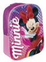 Dětský růžový batoh Minnie Mouse