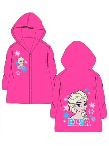 Dívčí pláštěnka Ledové království FROZEN - růžová
